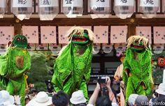 "Japaninfo added 36 new photos to the album: เทศกาล ""Hassaku-sai""@Matsuo-taisha/Arashiyama,Kyoto — at 松尾大社."