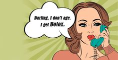 Turns out you don't have to look your true age, contact us today to schedule your anti-aging #treatments. #Botox #DermatologistFrederick