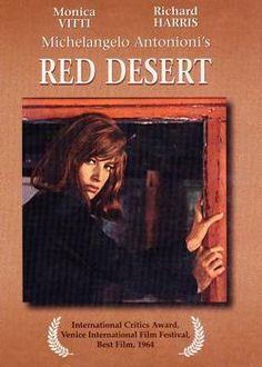 """""""Il Deserto Rosso""""  dir. Michelangelo Antonioni"""