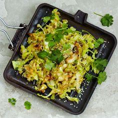 Chickpea Salad Recipes, Healthy Salad Recipes, Raw Food Recipes, Vegetarian Recipes, Healthy Food, Pasta Primavera, Fast Dinners, Vegan Comfort Food, Healthy Chicken
