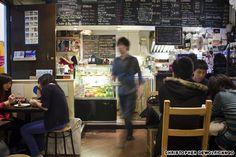 Hong Kong bars cafes