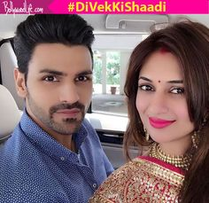 Divyanka Tripathi and Vivek Dahiya share first Insta pic after marriage