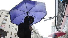 Pronóstico del tiempo: alerta meteorológica con probabilidades de granizo en la Ciudad - 12.10.2016 - LA NACION