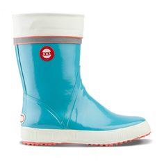 Nokian Gummistiefel Hai türkis orange Hai, Ugg Boots, Rubber Rain Boots, Uggs, Footwear, Orange, Shoes, Fashion, Welly Boots