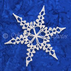 Ravalanche Snowflake:a little finicky, very floppy