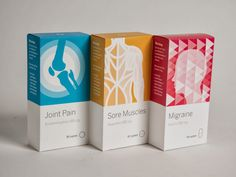 Pharmaceutical Packaging (Student Project) on Packaging of the World - Creative Package Design Gallery