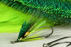 Green Spey style