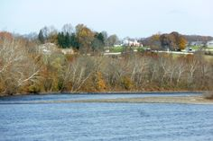 Mount Amwell on the Delaware River, Hunterdon County; home of John Reading, 1704 (the buildings are modern) Delaware River, Acre, Buildings, History, Reading, Illustration, Modern, Outdoor, Outdoors