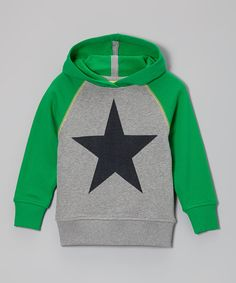 Crafted from organic cotton, this soft hoodie features a cool color contrast and big graphic. Easily pulled overhead, it's a comfy, casual way to add a stylish layer to any outfit.100% organic cottonMachine washImported