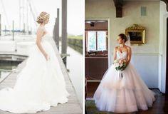 Tipos de vestido de noiva para o seu corpo e estilo