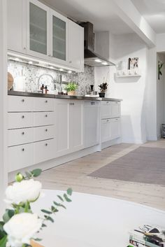 cladding kitchen mosaic decoration gray and white decoration Nordic living rooms Nordic decoration decoration Nordic