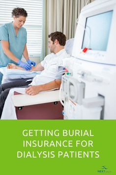 Receiving dialysis can bar you from getting traditional life insurance. Fortunately, it's easier to get burial insurance for dialysis patients. Learn more here.