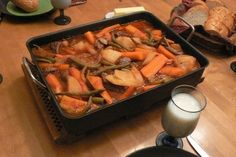 Mrs.4444 Cooks: Aunt Bette's 5-Hour Oven Stew