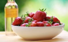 Happiness Food Tip:   Strawberry is a good source of potassium, which helps in the generation of nerve impulses. It is also a rich source of Vitamin C. These also change our mood for the better.