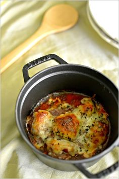 Almôndegas no forno - http://gostinhos.com/almondegas-no-forno/