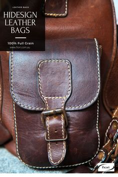 Leather Bags, Leather Men, New Wardrobe, Travel Bags, Messenger Bag, Satchel, Range, Stylish, Shop