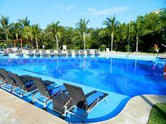 The pool at BlueBay Grand Esmeralda