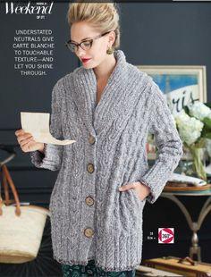 Vogue Knitting 2013 - 紫苏 - 紫苏的博客