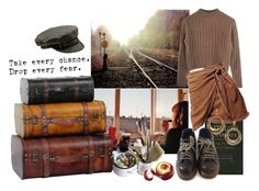 A fashion look from November 2017 featuring shirt sweater, brown oxfords and breton hat. Browse and shop related looks. Brown Oxfords, Sweater Shirt, Polyvore, Sweatshirt