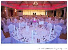 WATERFOOT HOTEL WEDDING, DERRY: ORLA + DAMIEN