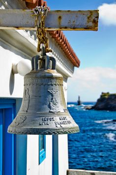 Agia Thalassini - Andros, Greece