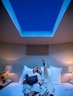 bedroom sunroof