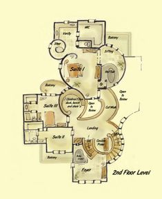 (( this is uniquely awesome ))  181_2197_custom house plan deja vu floor plan b.jpg (862×1058)