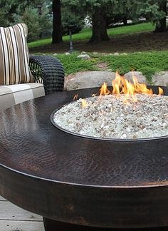A beautifully functional focal point to your outdoor living space.