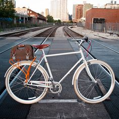 DWR founder Rob Forbes' PUBLIC #bikes are easy on the eyes.