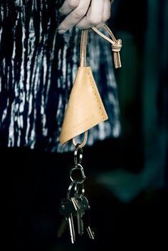 SILLEKNOTTE - handmade leather accessories -