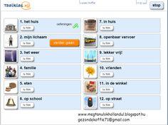 Út Hollandiába - Egészséges kávéval: Holland lecke 15  Újabb hasznos kifejezések