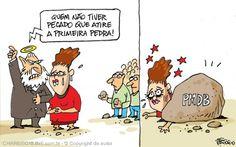 Folha do Sul - Blog do Paulão no ar desde 15/4/2012: CHARGE