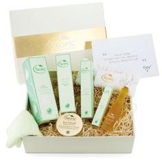 Deluxe Skin Care Gift Box