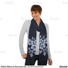 Lilikoi Hibiscus Hawaiian Peri Floral Scarves. Regalos, Gifts. #DiaDeLasMadres #MothersDay
