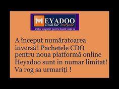Ultimele pachete CDO pentru platforma HEYADOO - YouTube