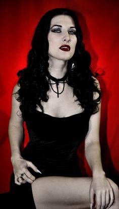 Vampire Irene - Crimson Seduction by Darkest-B4-Dawn on DeviantArt