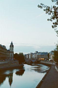 midsummer evening in paris, france | cities in europe + travel destinations #wanderlust