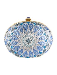 85 Sparkling Clutch From Judith Leiber 2017 Beaded Purses, Beaded Bags, Judith Leiber, Vintage Purses, Vintage Handbags, Clutch Purse, Coin Purse, Women Accessories, Fashion Accessories