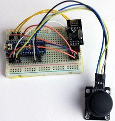 Fastest Arduino RC Car using Coreless DC motors and RF module Nrf24l01 Arduino, Voltage Regulator, Arduino Projects, Circuit Diagram, Electric Motor, Radio Control, Circuits, Rc Cars, Sd