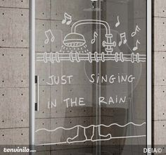 just singing in the rain