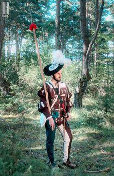 Landsknecht, Textiles, Medieval Armor, Historical Costume, Bradley Mountain, Renaissance, Creations, Germany, Costumes