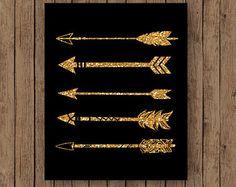 Popular items for arrow decor on Etsy