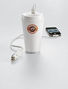This would be a great gift for anyone who needs to be connected all the time - quite literally!