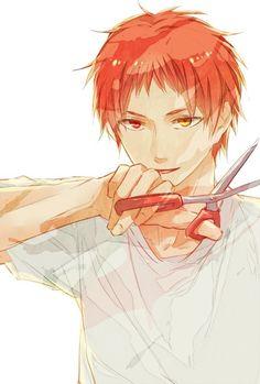 Akashi Seijurou - My friends love Akashi.. IDK why -_-