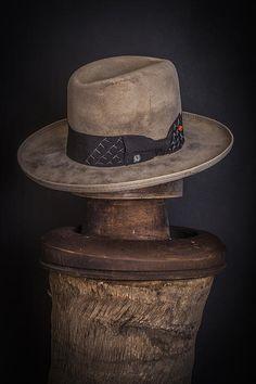 Nick Fouquet Hatmaker- custom made hats in Venice, CA. Custom Made Hats, Classic Hats, Western Hats, Leather Hats, Hats For Men, Hat Men, Women Hats, Dress Hats, Style