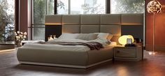 Camera da letto in stile zen n.14