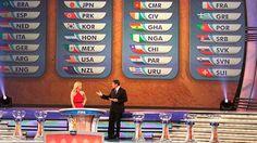 Sorteo Mundial Brasil 2014: así fue el ensayo que hizo la FIFA. #depor