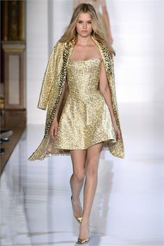 Sfilata Valentin Yudashkin Paris - Collezioni Primavera Estate 2013 - Vogue