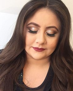 A little makeup shot from a few weeks back! Can never go wrong with a shimmery lid and smoky outer corner! ❤️���� . . . . . #makeupbynatalie #mua #sdmua #eyemakeup #lovemyjob #makeupforanyoccasion #lamesasalon #bouffantbabes #sandiegohairstylist #beauty #makeup #airbrushed #booknow #acceptingnewclients #lamesa #salons #makeupartist #makeupporn #smokeyeye #shimmerandshine #weddingmakeup #eventmakeup #blowout gelinshop.com/...