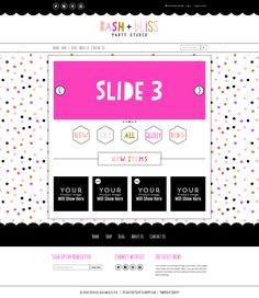 Bash + Bliss Five Shopify Theme...